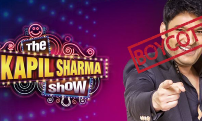 Boycott Kapil Sharma