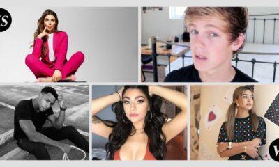 top 5 influencer
